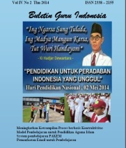 cover buletin guru Vol IV No 2 Thn 2014
