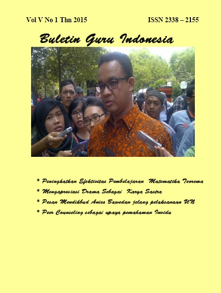 cover Buletin Vol V No 1 Thn 2015